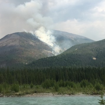 Jasper Fires