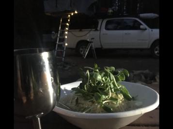 Real dinner